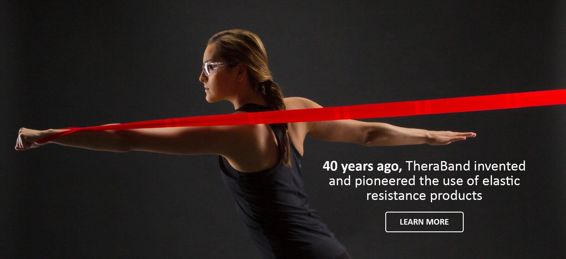 TheraBand 40 Years