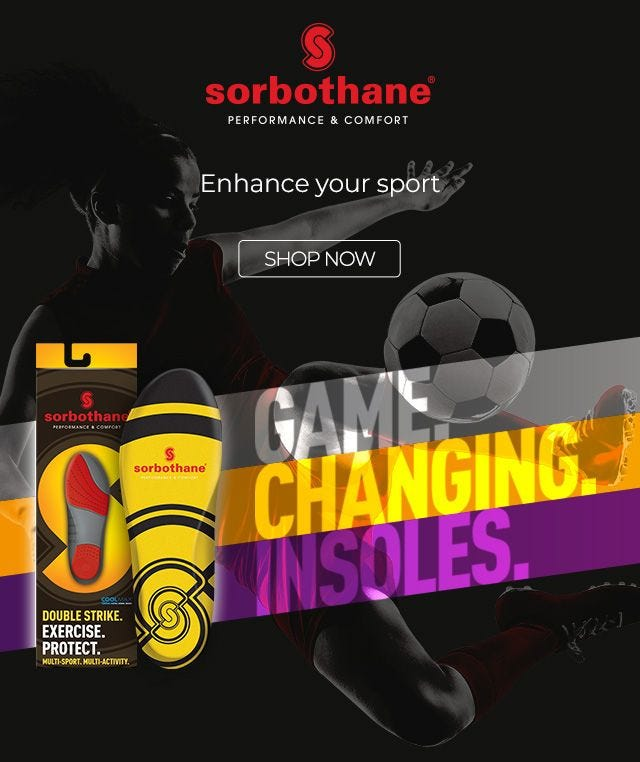 Sorbothane Game Changing Insoles